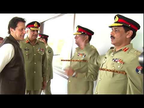 Xxx Mp4 PM Imran Khan Visits GHQ In Rawalpindi 3gp Sex