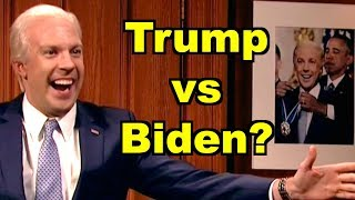 Trump vs Biden? - Jason Sudeikis, Barack Obama & MORE! LV Sunday LIVE Clip Roundup 311