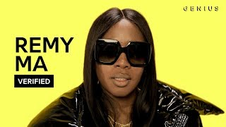 """Remy Ma """"Wake Me Up"""" Official Lyrics & Meaning 