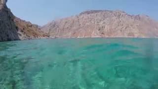 Amazing underwater sea videos from symi island nanou small bay august 2016 part 3