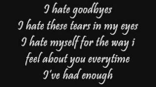 Claude Kelly - I Hate Love Lyrics