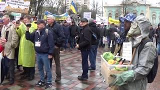На Украине травят людей и пчёл... Тихий ужас!!!