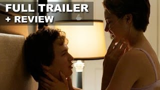 The Fault in Our Stars Official Trailer + Trailer Review - EXTENDED : HD PLUS