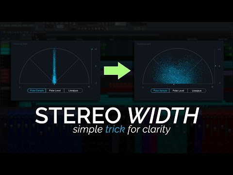 Xxx Mp4 Stereo Width Production Trick For Clarity And Space 3gp Sex