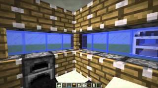 Como Hacer una Casa Moderna en Minecraft (PT3)