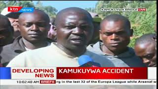 DEVELOPING STORY: Accident at Kamukuywa Bridge along Bungoma-Kitale road claims 19 lives