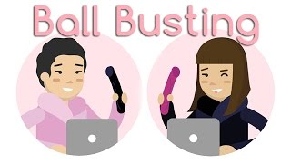 I like Ball Busting - Q&A Curious