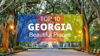 10 Most Beautiful Places To Visit In Georgia
