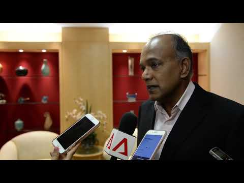 Xxx Mp4 Minister K Shanmugam On Allegation That Singapore Was Reluctant To Investigate 1MDB Scandal 3gp Sex