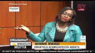 Mwasuze Mutya ne Winnie Nwagi