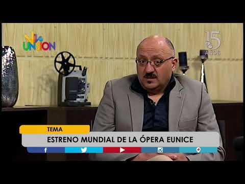 Xxx Mp4 Estreno Mundial De La ópera Eunice Javier Andrade Córdova 3gp Sex