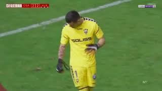 Debut de pesadilla para Danny Carvajal con el Albacete en Copa del Rey