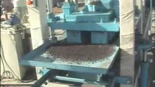 Automatic Flyash Bricks Making Machine (10 Bricks Per/stroke)