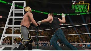 WWE Money in the Bank 2015 - Seth Rollins vs Dean Ambrose WWE World Heavyweight Championship Match!