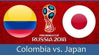 Colombia v. Japan