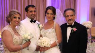 The Beautiful Persian Wedding of Farzad and Linda