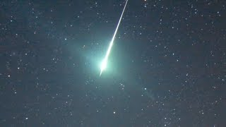 Spectacular Meteor Shower Due Jan 3, 2017 - How To Watch