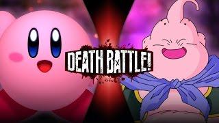 Kirby VS Majin Buu | DEATH BATTLE!