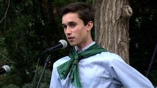 Exclusive: Gay High School Student Delivers Valedictorian Speech He Was Barred from Giving