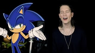 SONIC ADVENTURE 2 - LIVE AND LEARN (Cover)