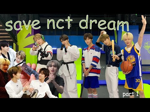 best save nct dream moments