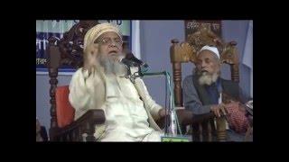 শায়খুল হাদীস আল্লামা জুনাইদ বাবুনগরী,  সেওতরপাড়া আল-হাদী ইসলামী যুব সংঘ, তাফসীর মাহফিল ২০১৬