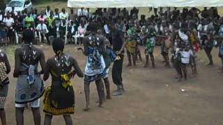 Children of Kibera Foundation Music Festival 2010- Luo Traditional Dance