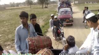 Dhol Surna with Barat by M Nisar Sani Khattak  No  01