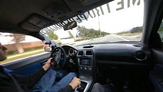 Freaked Out in a 650 WHP Subaru STI