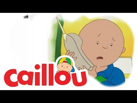 Caillou Caillou s Cross Word S02E19