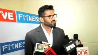 Salman Khan , Sunny, Sanjay Dutt & Me Started Trend of Building in Bollywood sunil shetty