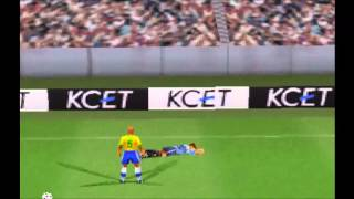 PS1 Game: ISS Pro Evolution Brazil American Cup
