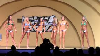2014 NPC Midway USA Bikini Open ( Part 4 )