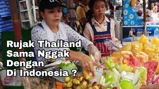 INI DIA SURGANYA STREET FOOD DI BANGKOK THAILAND !!