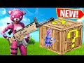 Download Video Download NEW LUCKY LLAMA GAME!!! - Fortnite Battle Royale 3GP MP4 FLV