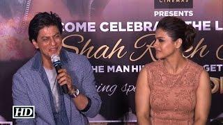 SRK Sings Ye Bandhan To Pyaar Ka Bandhan For Salman - Don't Miss