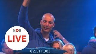 LIVE: De huldiging van Maarten van der Weijden