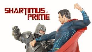Kotobukiya Batman v Superman Dawn of Justice ArtFX+ DC Comics Movie Statue Review