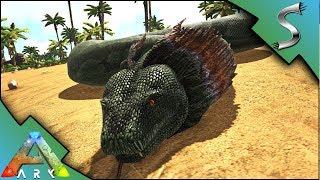 TITANOBOA TAMING! TITANOBOA EGG FARM! - Ark: Survival Evolved [S4E28]