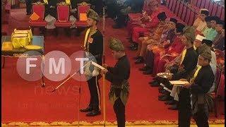 Exco Amirudin ganti Azmin sebagai MB Selangor baru