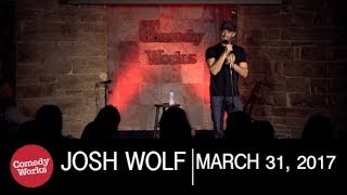 Josh Wolf - The Modern Man - Comedy Works