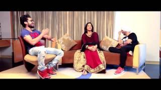 Diljit Dosanjh | Mandy Takhar | Sardarji | Tashan Da Peg | Full Interview