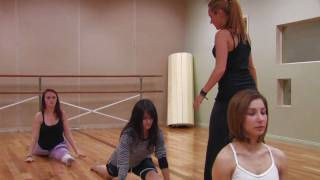 Dance Lessons : How to Do Splits Fast for Dance