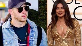 Priyanka Chopra and Nick Jonas Are Wearing Matching Gold Rings