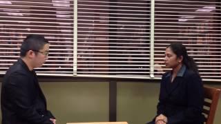 Ambika Perumalsamy's interview video