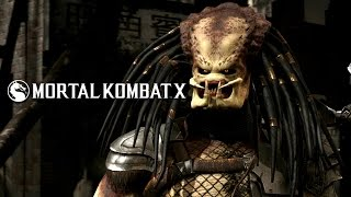 Mortal Kombat X - Predator Trailer