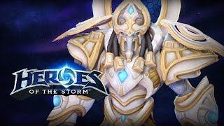♥ Heroes of the Storm (Gameplay) - Artanis Hero League Stream Highlight
