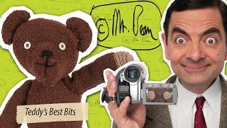 Teddy's Best Bits | Official Mr. Bean
