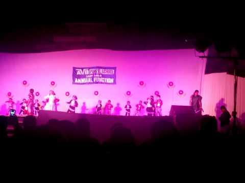 AVB Public anual day function 2013