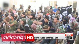 ISIS threatens Pope and Putin